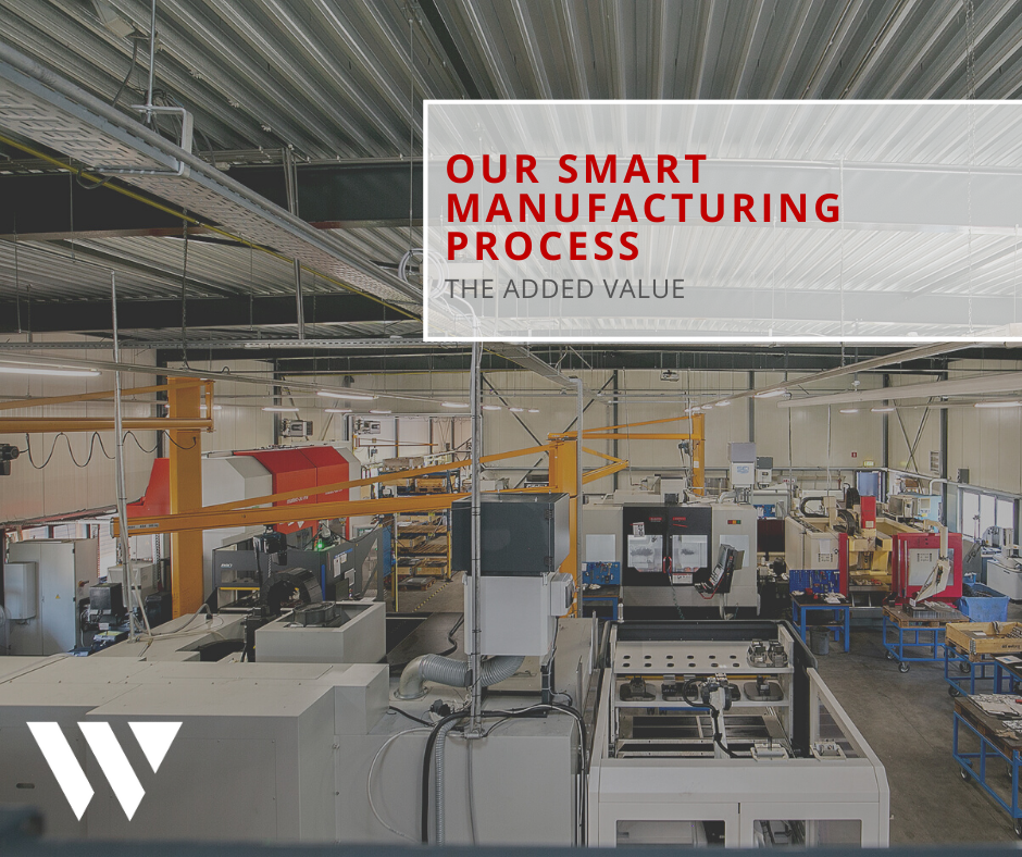 Smart Manufacturing Process