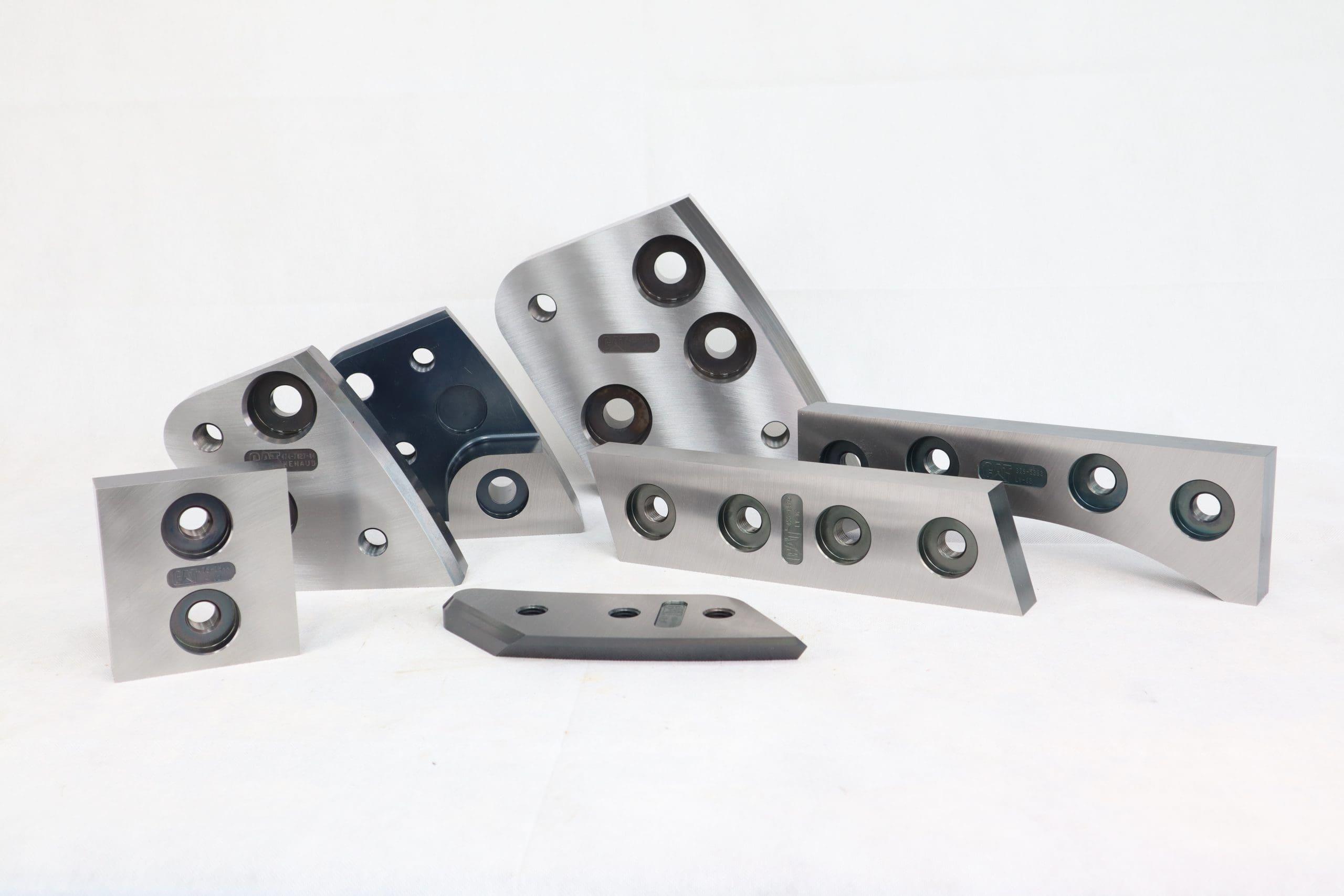 knives mobile scrap shears